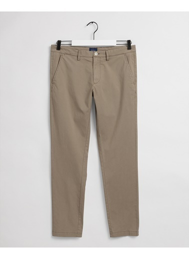 Gant Erkek Slim Fit Pantolon Yeşil